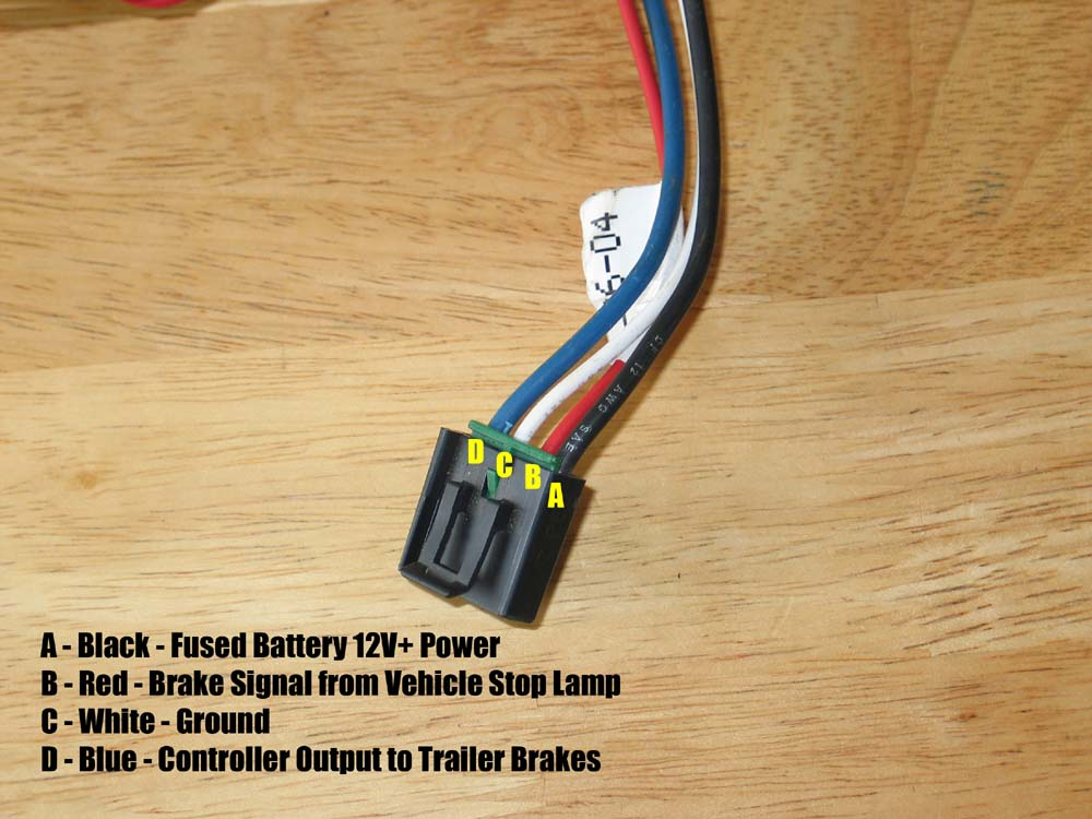 prodigy wiring harness diagram data manual trailer brake wiring diagram 7 way prodigy 2 0 insl stup manual 4