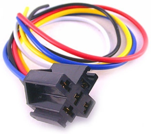 Bosch_Relay_Socket_300 creating a racecar wiring harness from scratch how are you guys OEM Wiring Harness Connectors at mr168.co