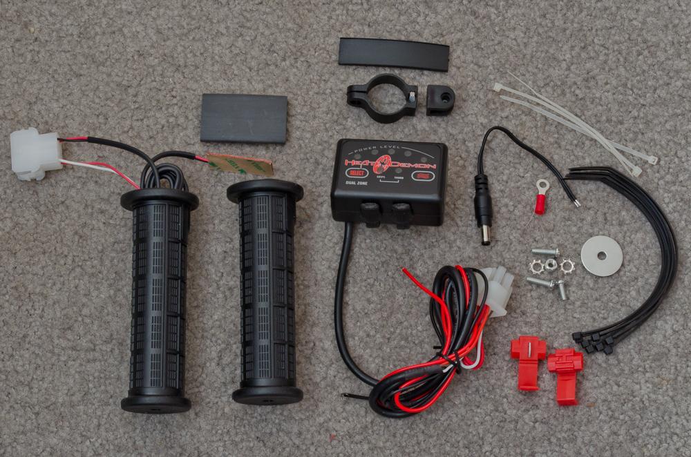 BillaVista.com - Symtec Heat Demon Grip and Thumb Warmers Tech Article by  BillaVista