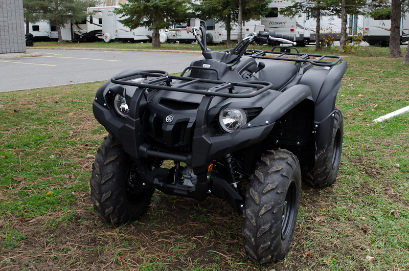 Anyone bought a tactical black yet page 3 yamaha for Yamaha grizzly 1000cc