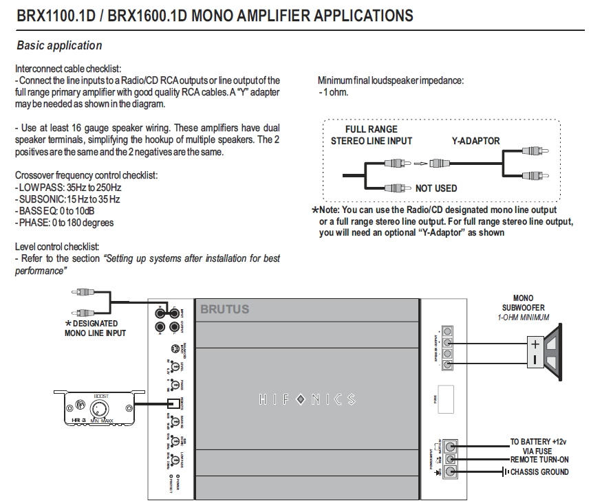 BRX poor manuals leave me wondering how to hook up sub amp car audio sony dsx s100 wiring diagram at bayanpartner.co
