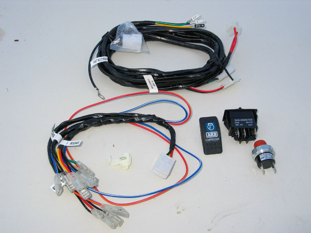 billavista.com-arb air supply tech article by billavista viair air compressor wiring diagram air compressor wiring harness #4