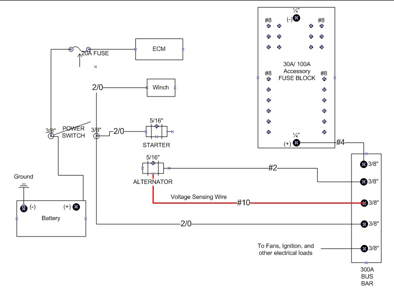 billavista-alternator bible tech articlebillavista, Wiring diagram