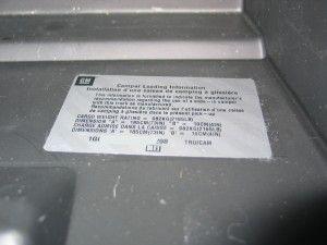 BillaVista   Chevy       Silverado       2500HD    Tech Article by