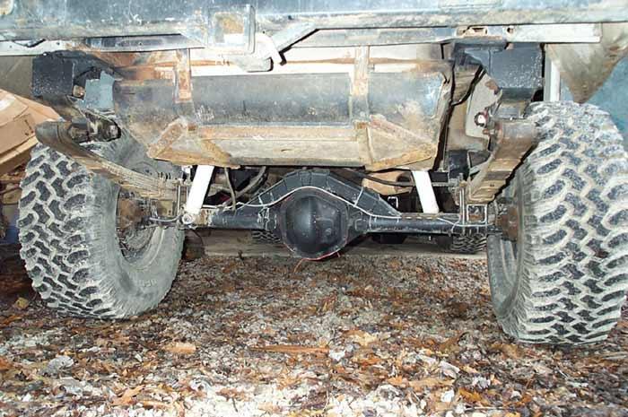 BillaVista com-Dana 44 Rear Axle Buildup Tech Article by