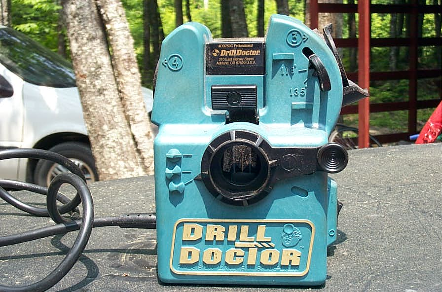 Drill Doctor Instruction Manual 1 Manuals And User Guides Site