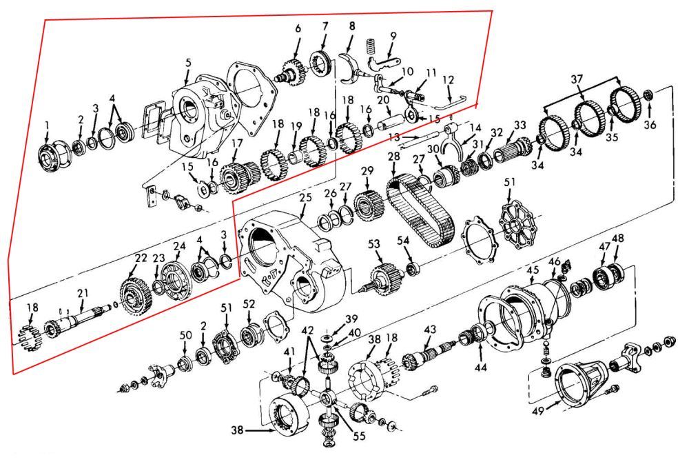 Dodge Differentials in addition Showthread furthermore Drawings exploded views furthermore 1999 Ford Ranger Front Suspension also 4vibs Dodge Dakota 2001 4wd Dodge Dakota Quad Cab 4 7l Automatic How. on durango front differential